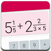 Fractions Calculator detailed solution available Pro V 2 8 APK - APK